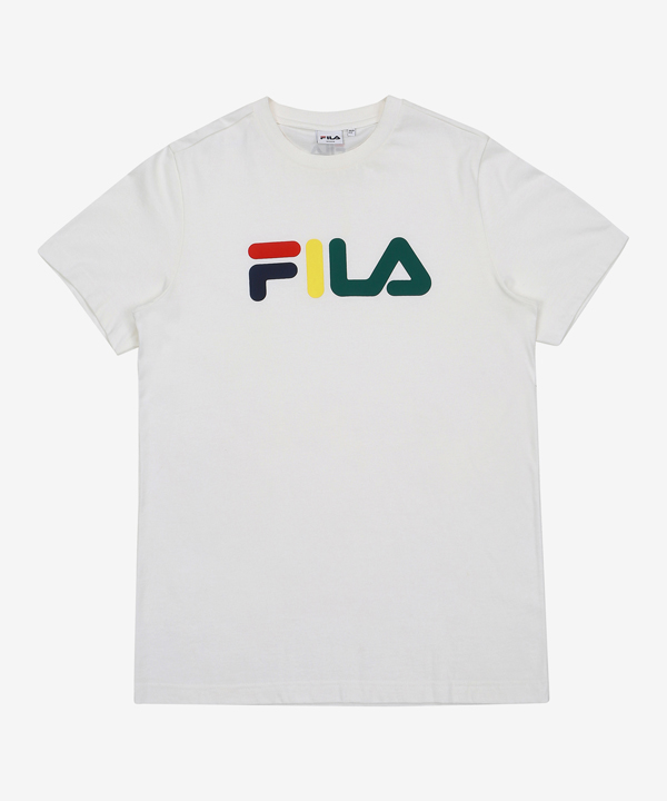 <온라인단독> MULTI-COLOR LOGO TEE