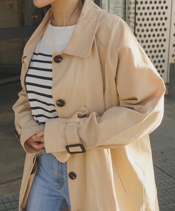봄엔트렌치자켓