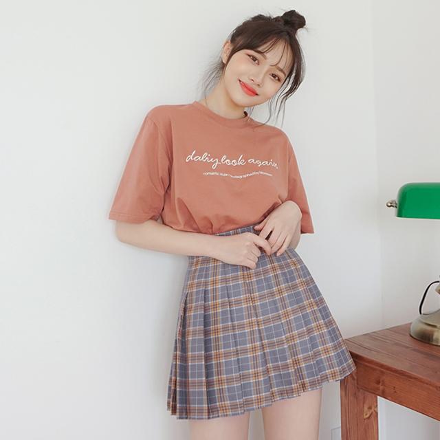 [재입고]마카롱테니스스커트