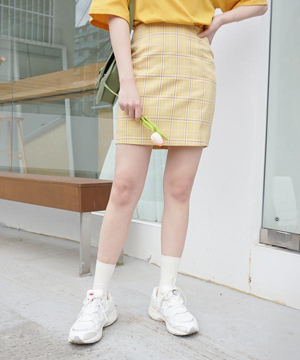 バナナルックスカート