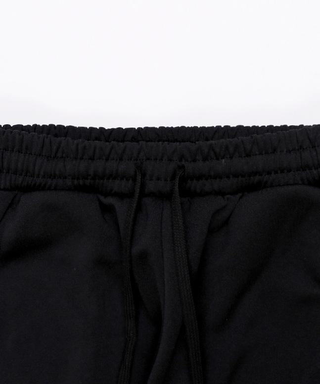 [FRNM] 側線英字直筒褲