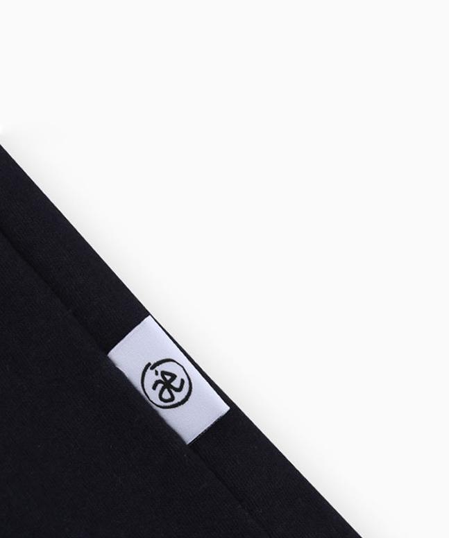[AMBLER]Skateboard Bear オーバーフィットスケボー刺繍Tシャツ AS713