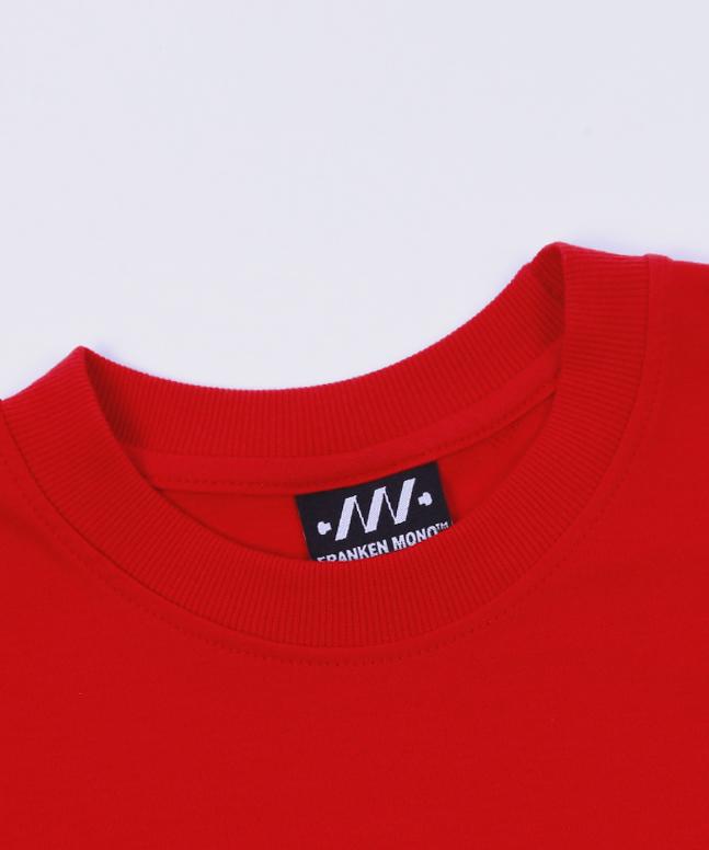 [FRNM]スーパーモノTシャツ