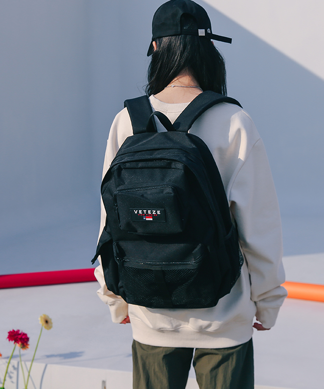 [VETEZE]Retro Sport Bag