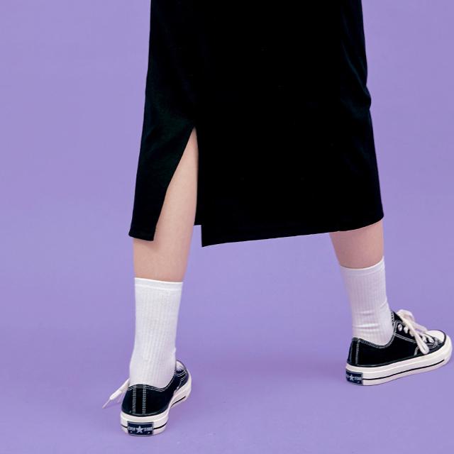 [OPWEE]タイプラウンドロングスカート