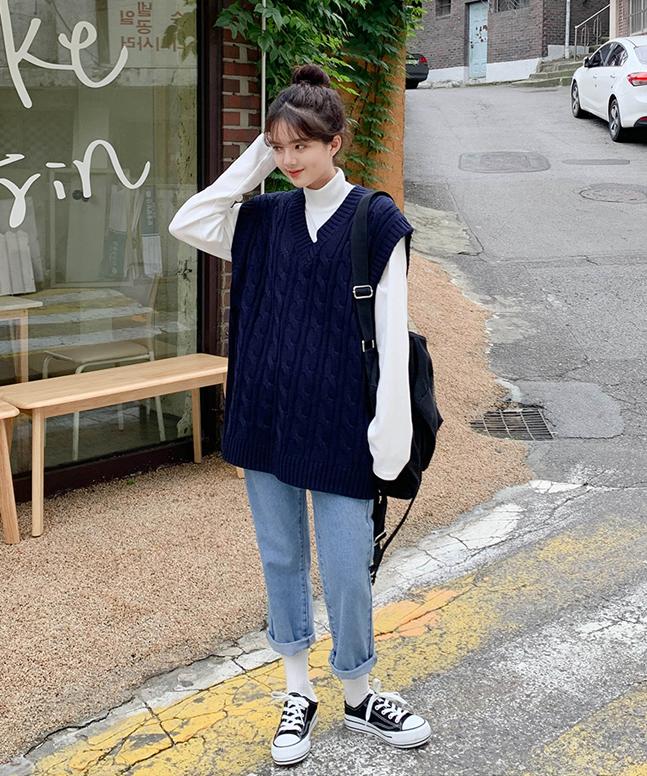 [기획특가]365쭈욱반목박시티(기모변경)(T)