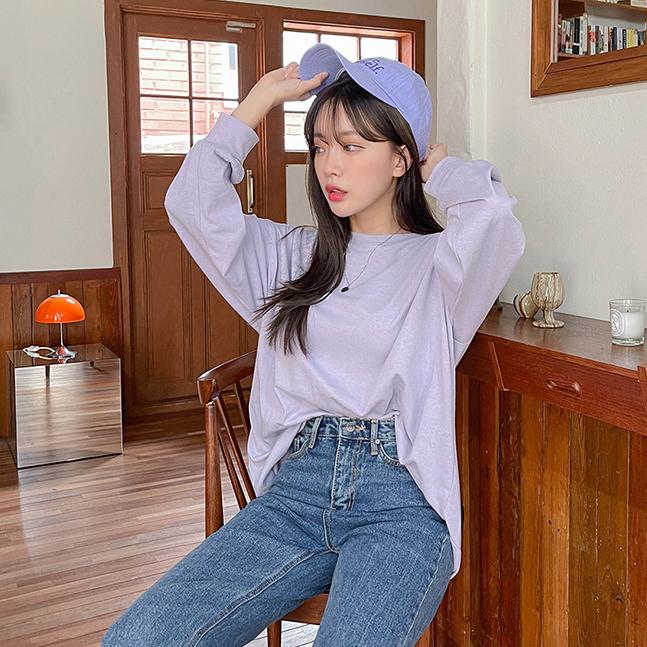 バルーン袖Tシャツ全11色