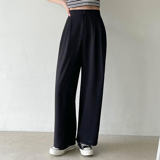 [기획특가] 입어서 더 시원한 와이드 슬랙스