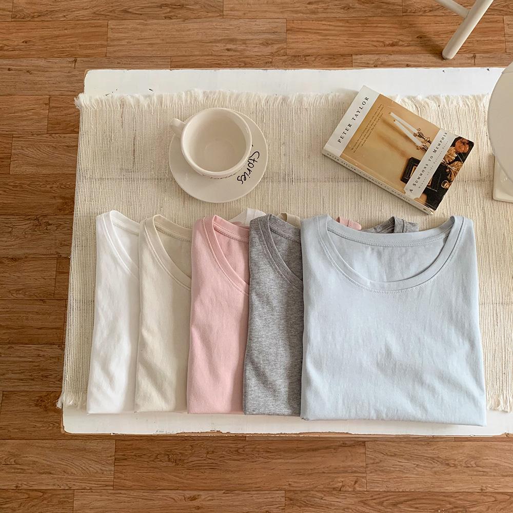 ベーシック半袖Tシャツ